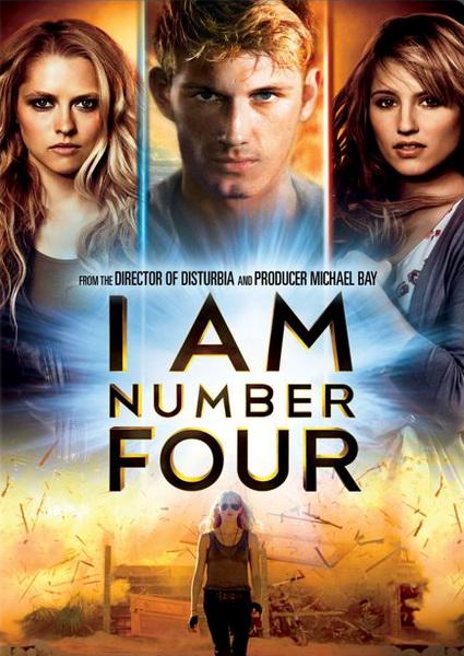 Я Четвёртый / I Am Number Four (2011)
